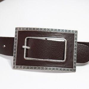 Antoniazzi Firenze leather belt XL (D)